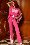 Dámský teplákový ensemble FOGGI Pink