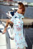 Dámský bílý sukňový komplet Foggi SUMMER ROSE